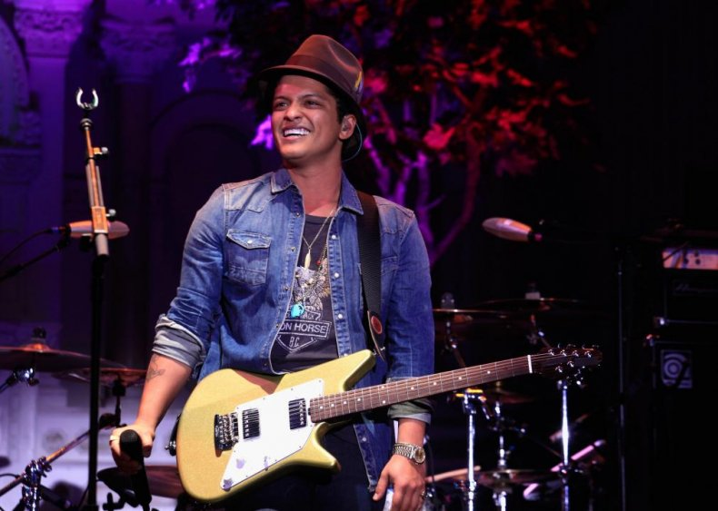#19. 'Locked Out Of Heaven' by Bruno Mars