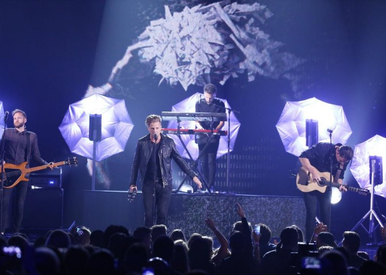 #16. 'Counting Stars' by OneRepublic