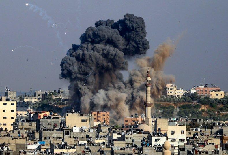 israel, airstrikes, gaza, hamas, palestinian