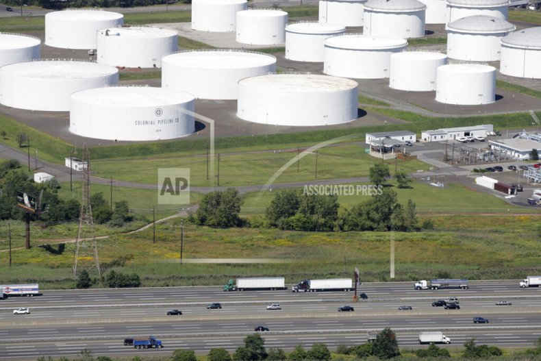 Colonial Pipeline Company Shutdown