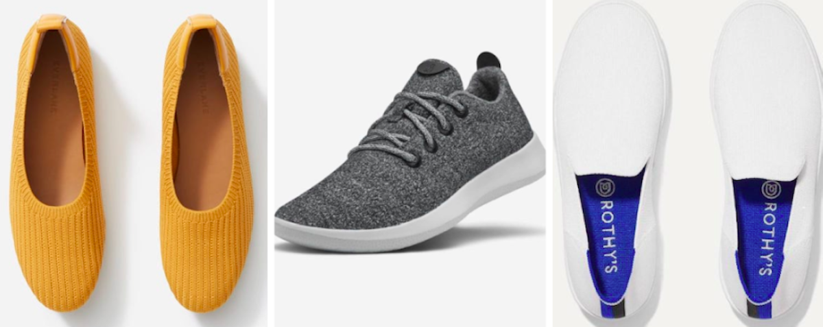 best sustainable comfortable shoe brands