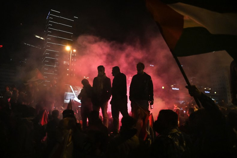 Israel military enters riot-torn Lod