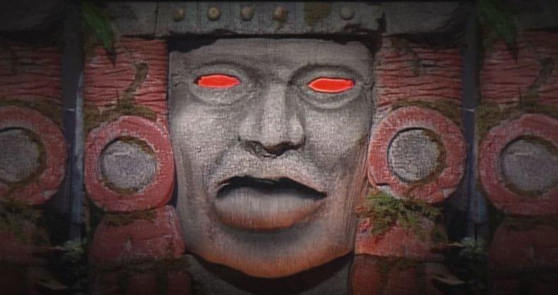 legends of the hidden temple casting
