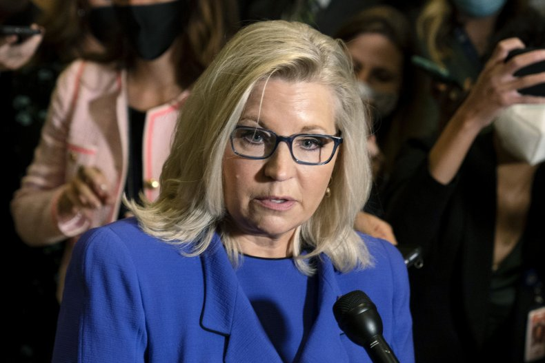Liz Cheney Ousted by GOP