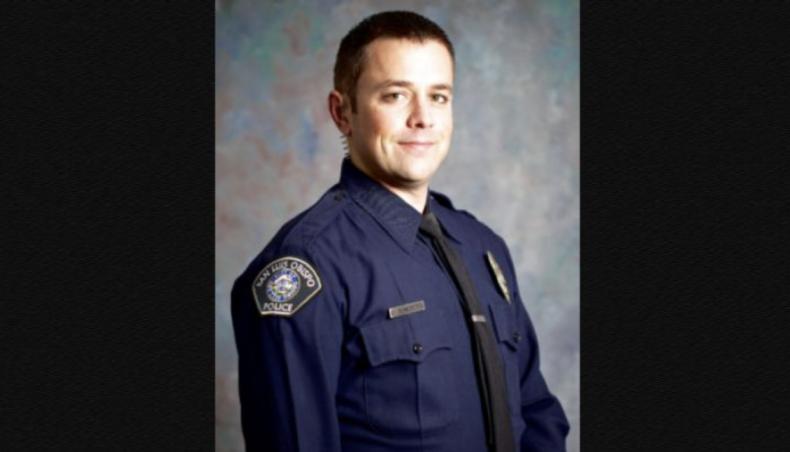 Luca Benedetti San Luis Obispo Police Officer