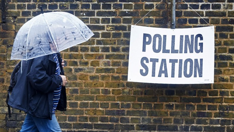 Topshot Britain EU Vote Brexit