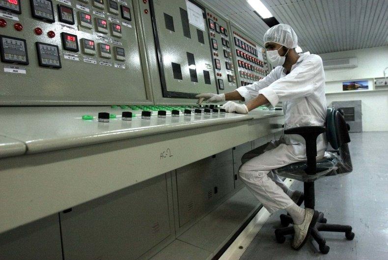 Uranium Conversion Facility in Iran