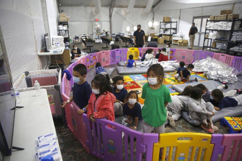 Unaccompanied Minors at Border Control