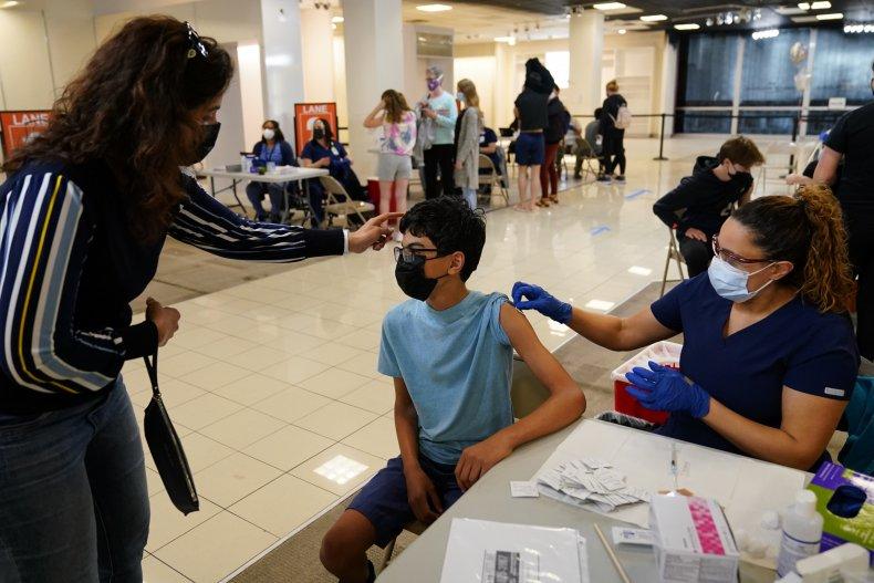 Vaccinations approuvées pour 12 ans et plus