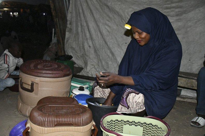 Nigeria power outage