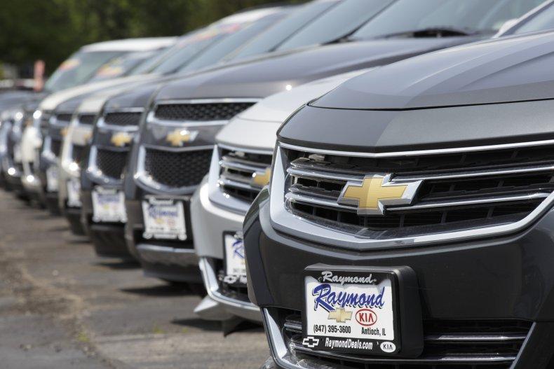 Chevrolet Recalls
