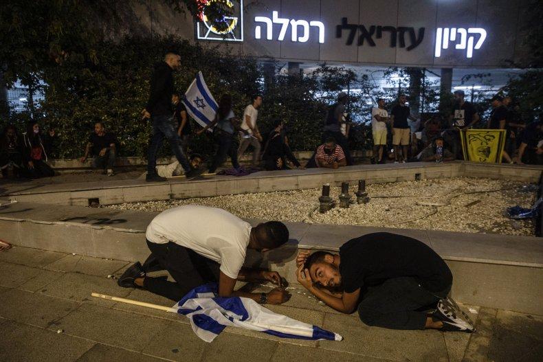 Ethnic Violence in Israel