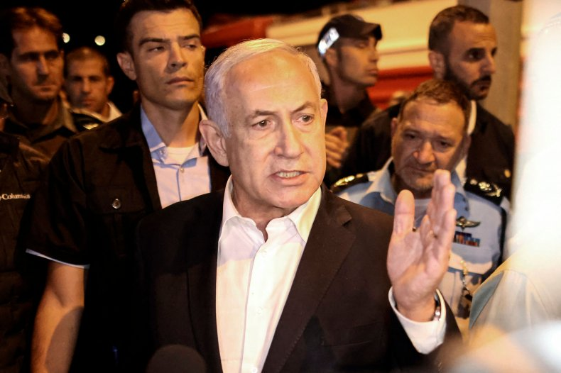 Israel Palestinians Conflict