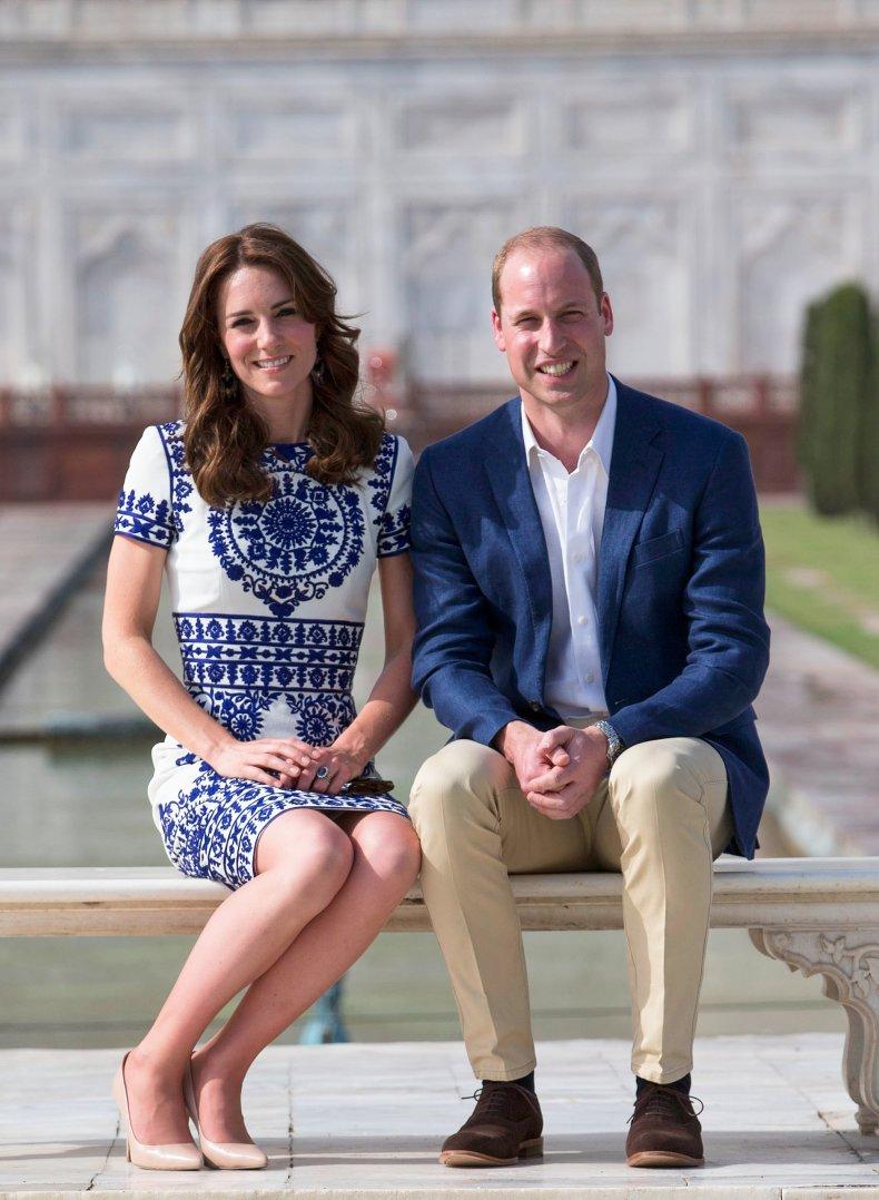 Kate Middleton's Duchess Slant