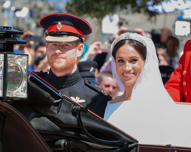 Meghan Markle and Prince Harry's Wedding
