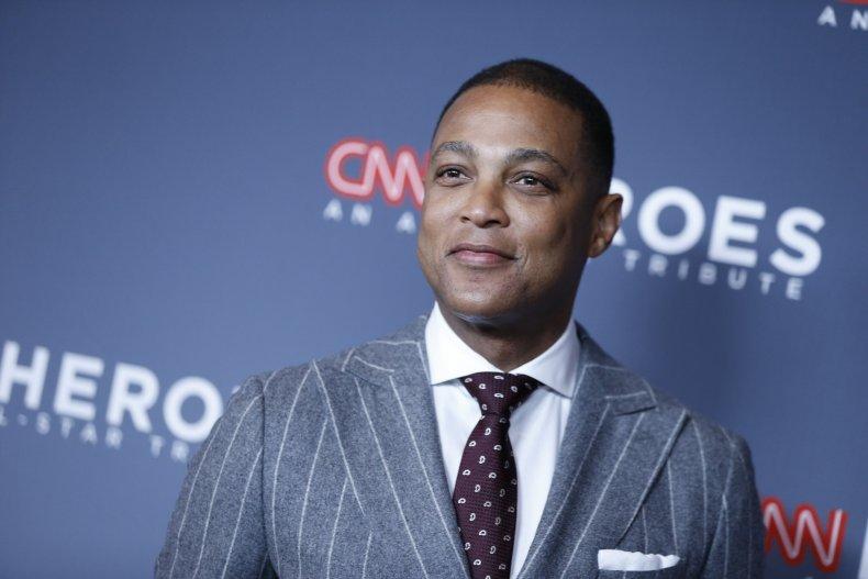CNN Host Don Lemon in 2018