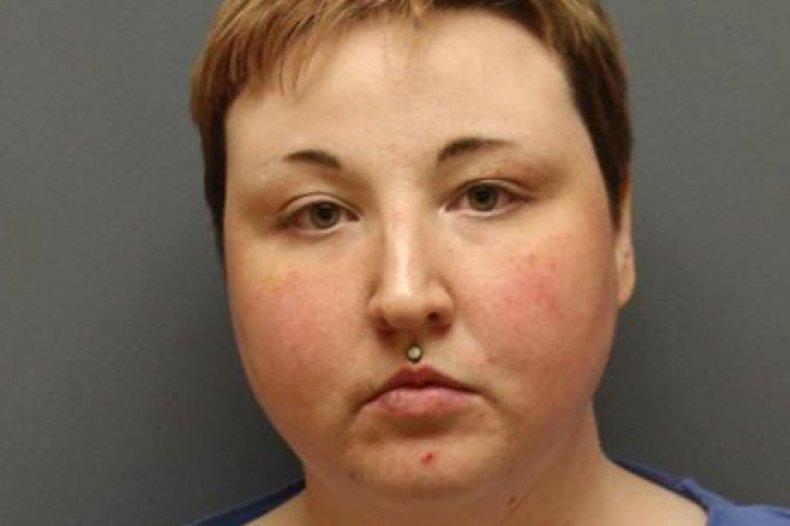 Sarah Whitney Gange charged