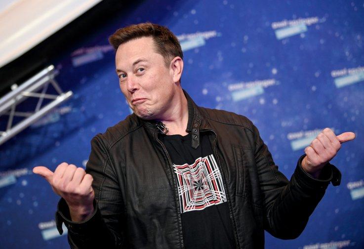 Elon Musk said Tesla won't accept Bitcoin