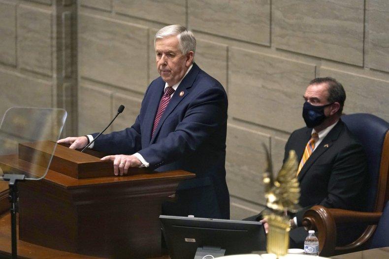 Missouri Governor Drops Medicaid Expansion