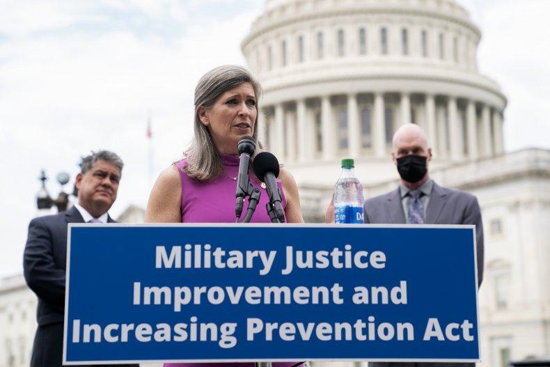 Cosponsors Bill to Combat Military Sexual Assault