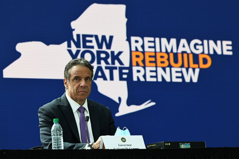 Andrew Cuomo Sexual Harassment Allegations Accusers
