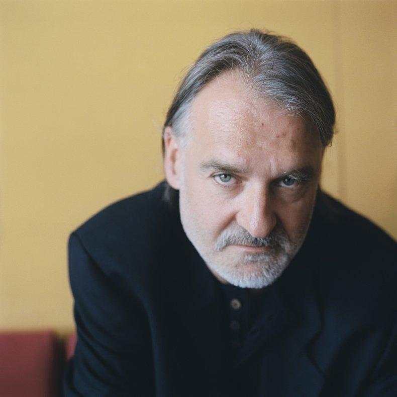 Hungarian film-maker Bela Tarr