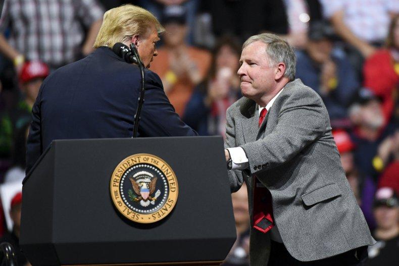 Colorado Doug Lamborn Republican son Capitol basement