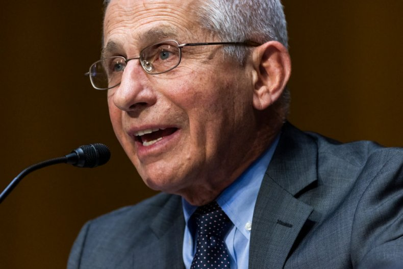 dr. fauci reopening schools