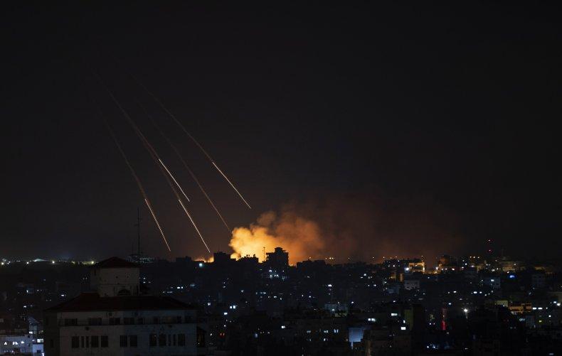 Israel Airstrike Gaza