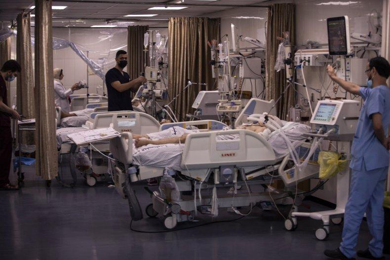 Gaza Hospitals