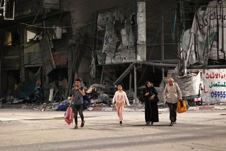 Gaza Hospital Bombings