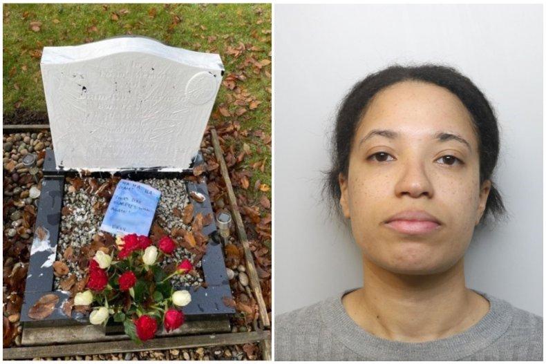 Vandalized Grave & Julius