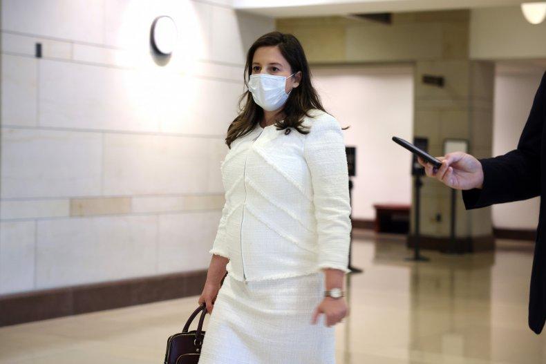 Elise Stefanik Takes Liz Cheney's Job