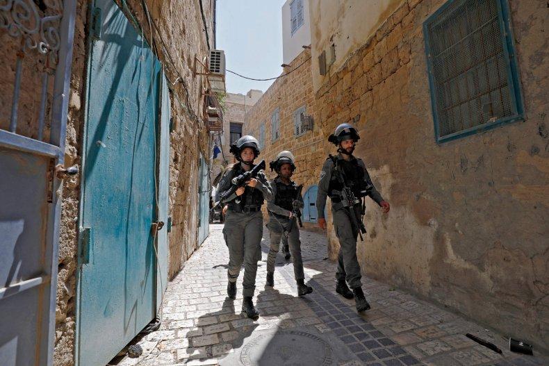 Israel Riots Social Media