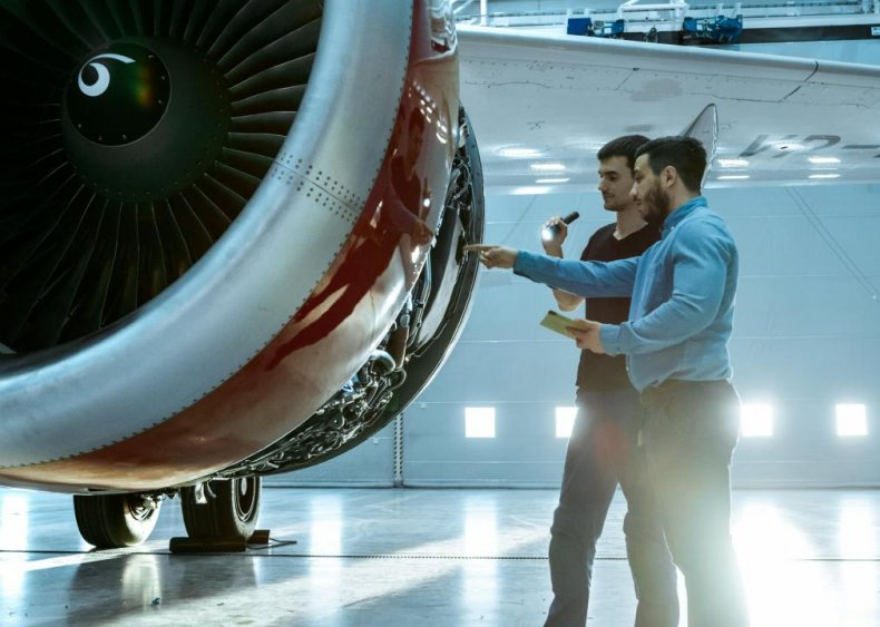 #42. Aerospace engineering