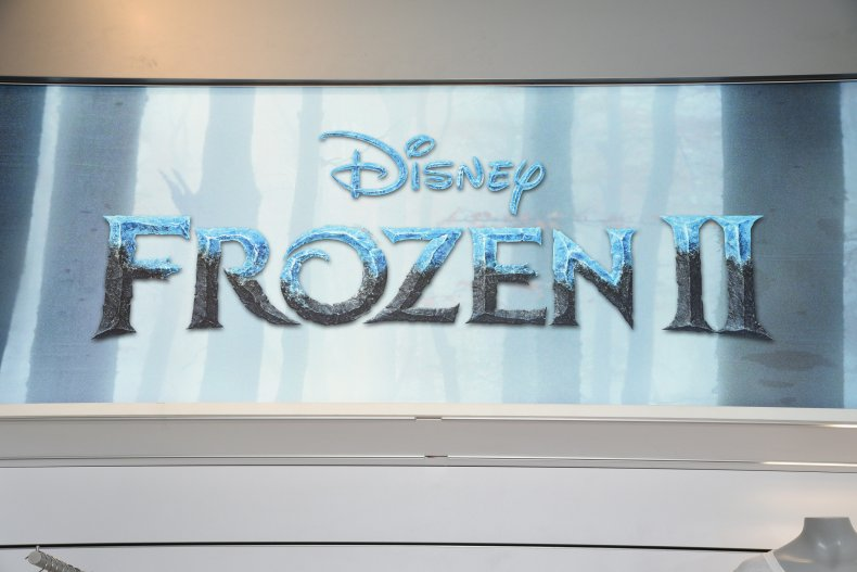 Stock photo of Frozen II