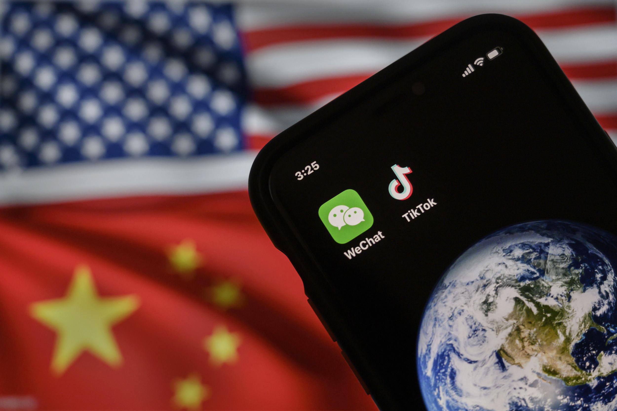 China Calls U.S. 'Real Eavesdropping Empire' After Ban on Chinese Companies