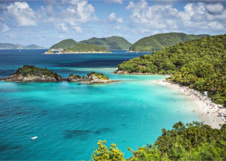 #46. Virgin Islands National Park