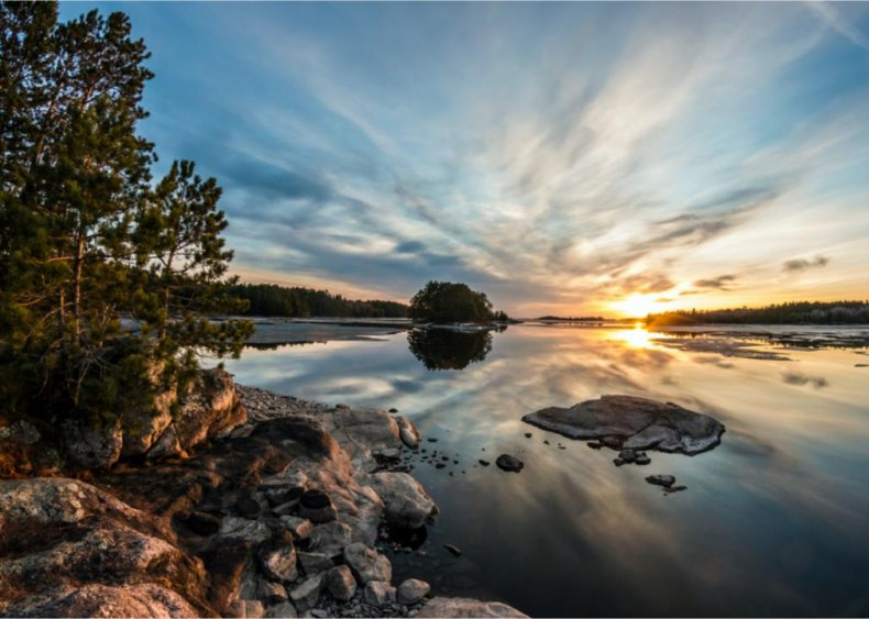 #44. Voyageurs National Park