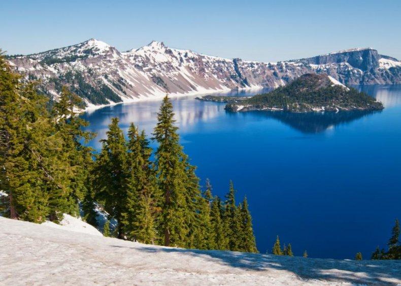 #26. Crater Lake National Park