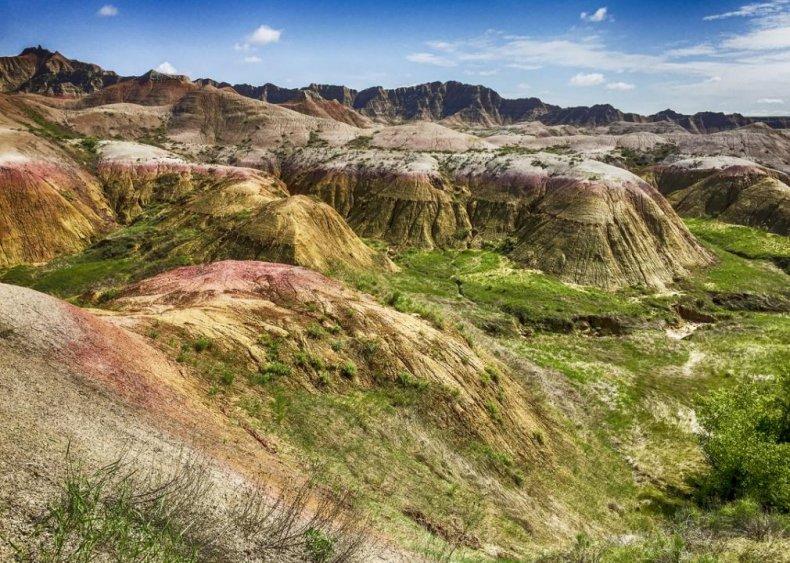 #21. Badlands National Park