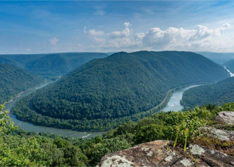 #19. New River Gorge National Park & Preserve