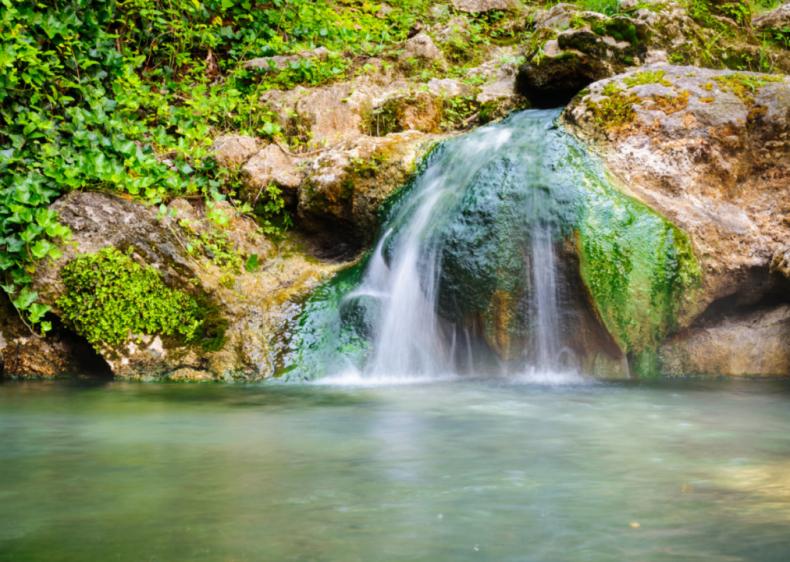 #16. Hot Springs National Park