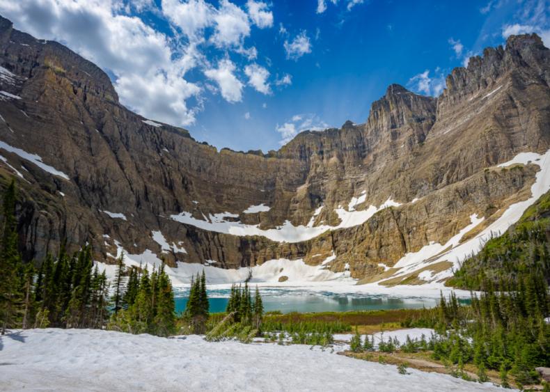 #13. Glacier National Park