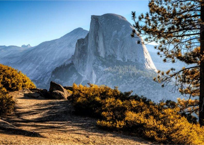 #12. Yosemite National Park