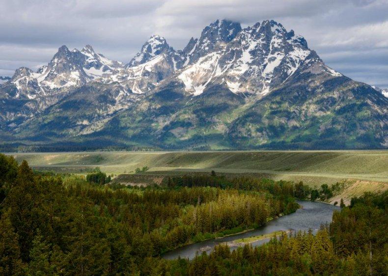 #5. Grand Teton National Park