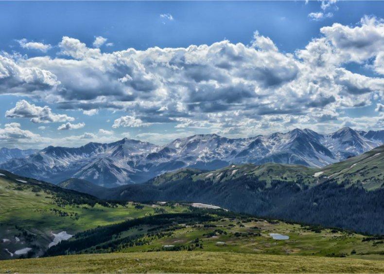 #4. Rocky Mountain National Park