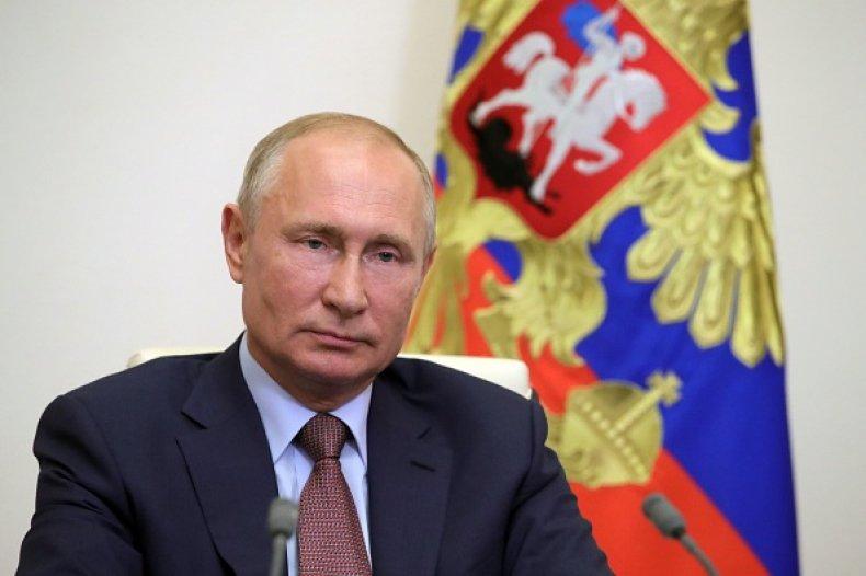 Vladimir Putin Russia Israel Palestine Security Threat