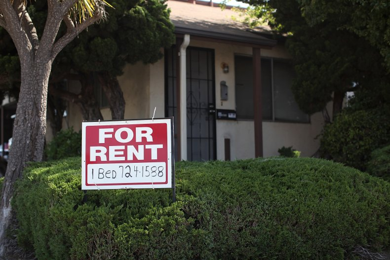 Housing Support Suggests Rising Rents