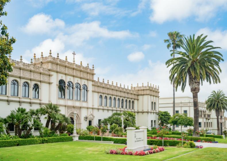 #98. University of San Diego